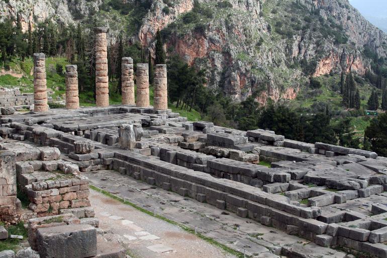 Delphi 1 - Athens