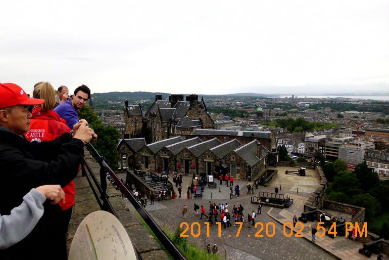 DSCI0139 - Edinburgh