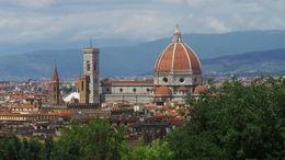 Overlooking Florence from above. , alinasanchez1 - June 2015