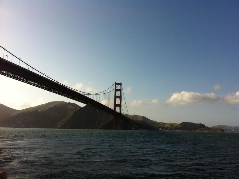Golden Gate Bridge! - San Francisco