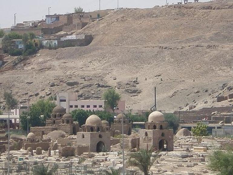 Graveyard at Aswan - Aswan