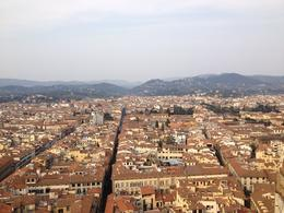 A view of Flornce from Duomo , Dmitriy M - June 2012