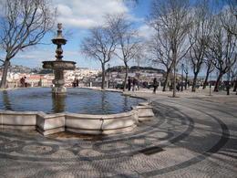 Castelo de Sao Jorge is in the background. , Miklos T - April 2014