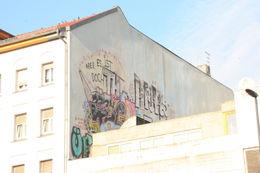 Kreuzberg Graffiti , Ashley B - November 2015