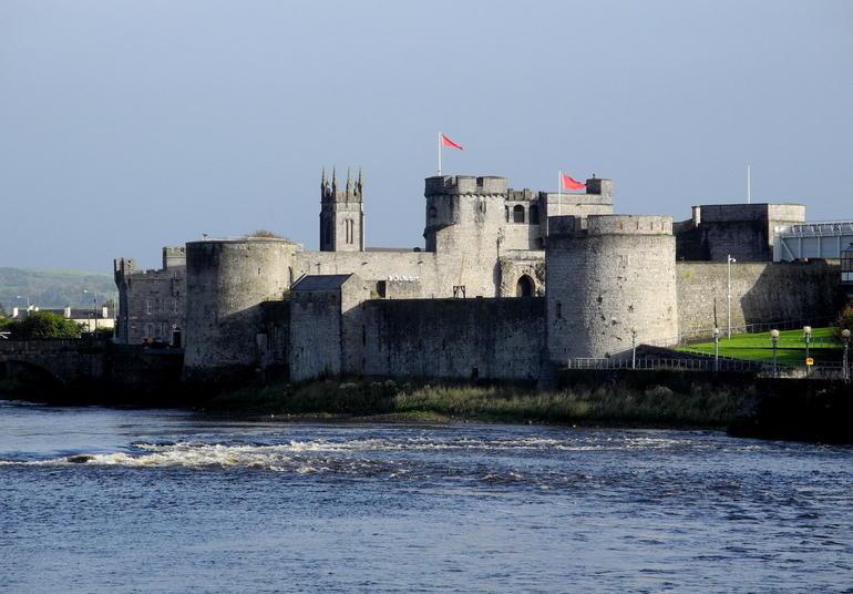 Limerick - Dublin