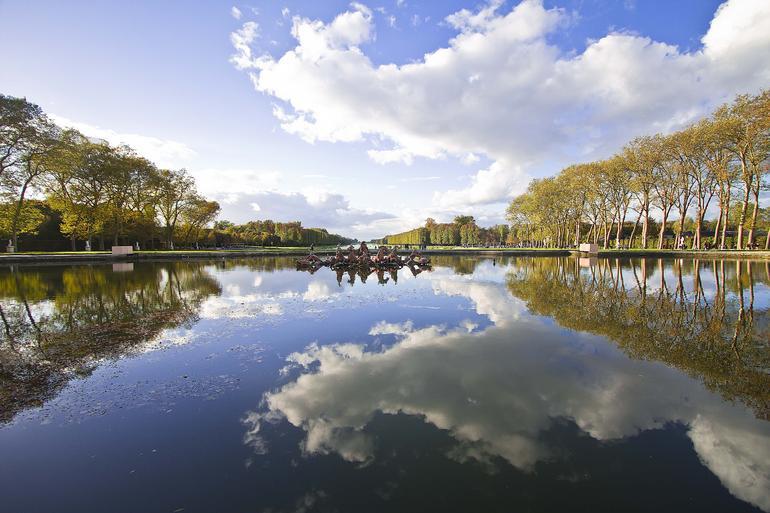 Louis XVI Garden - Palace of Versailles - Paris