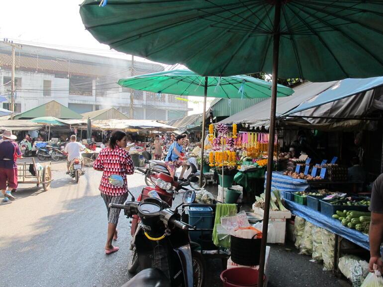 markets - Bangkok