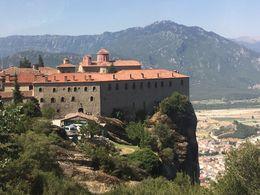 Uno de los monasterios......vista espectacular.... , emilia c - August 2016