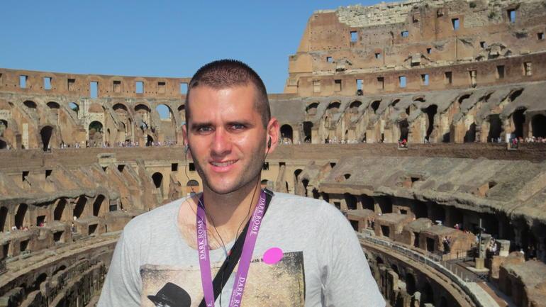 moi !!! - Rome