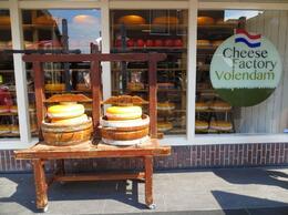 Entrada al museo de queso de Volendam , Zappy - July 2014