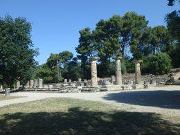 Temple of Hera , Matteah H - July 2015