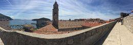panoramic view along the wall , judi - May 2016