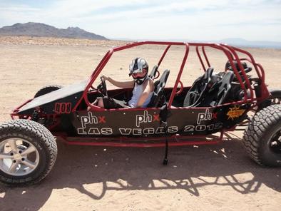 Mini Baja Buggy Half Day Tour