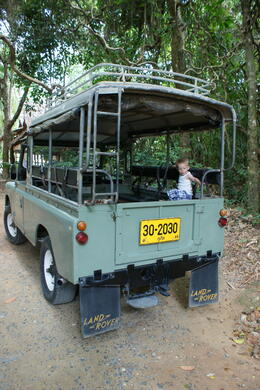 Safar jeep , Natalie B - July 2011