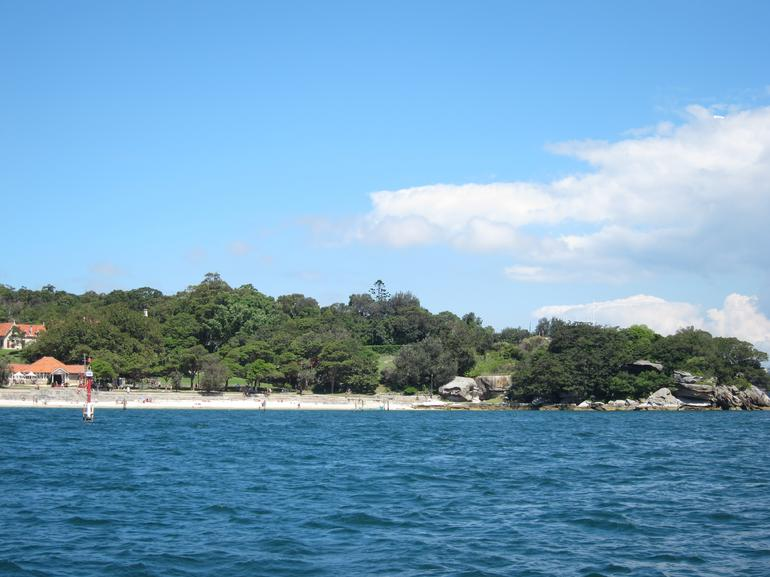 Shark Bay or Neilson Park - Sydney