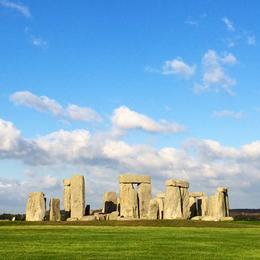 Stonehenge visit , Michelle T - December 2013