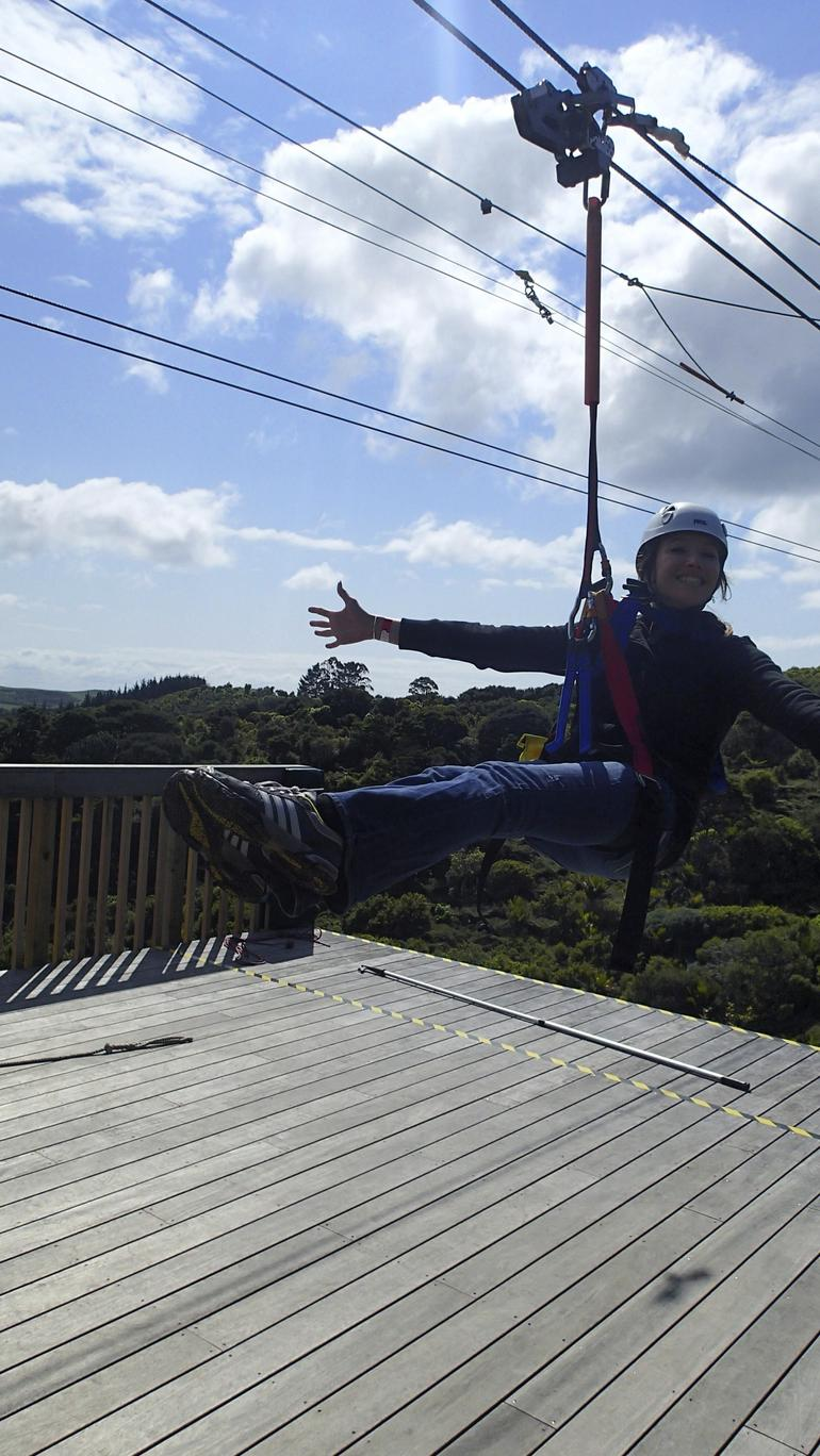Waiheke Island: Zipline and Island Small Group Day Tour from Auckland photo 21