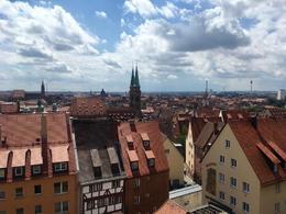 Views from Nuremberg Castle , Tyler R - July 2017