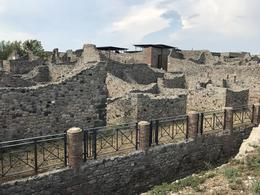 looking back over Pompeii , Edward H - July 2017