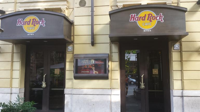 Skip the Line: Hard Rock Cafe Rome Including Meal photo 17