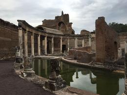 Hadrian villa , Olga P - January 2018