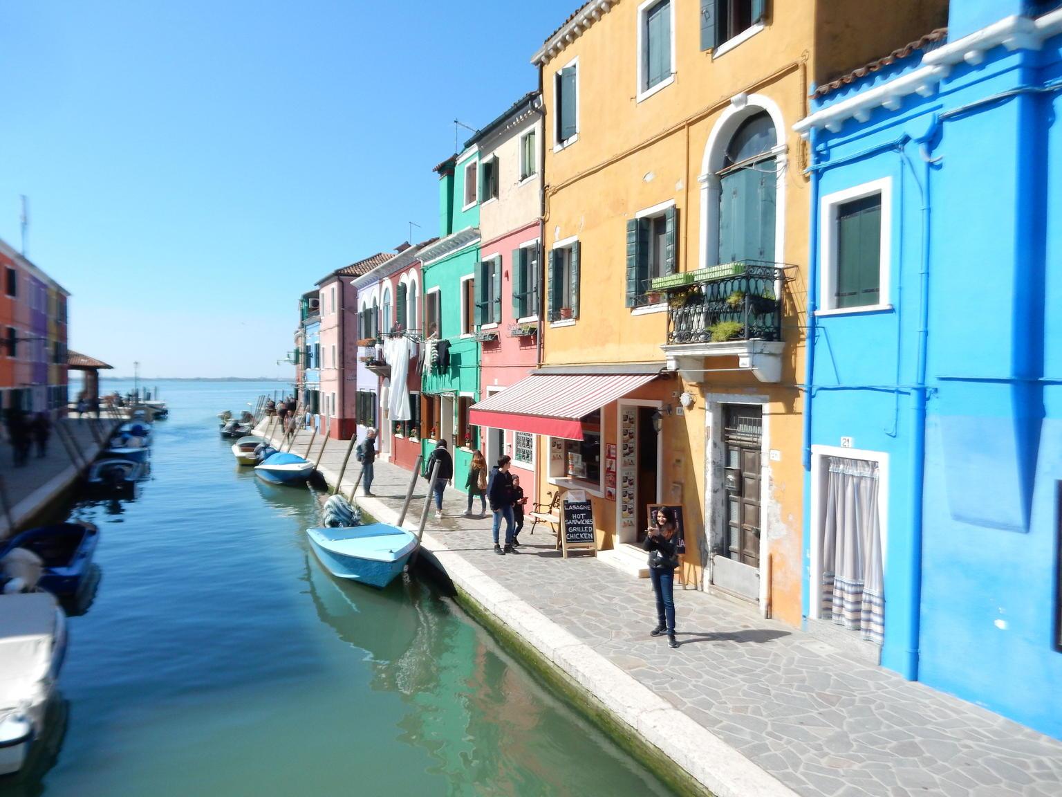 MÁS FOTOS, Excursión turística de medio día por Murano, Burano y Torcello