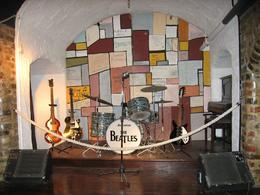 A recreation of the Cavern Club in the Beatles era, Valerie F - September 2009