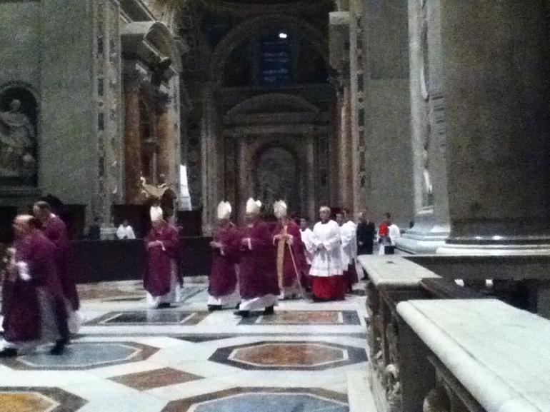 Bishops - Rome