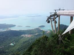 The Cable Car at Langkawi, Brenda O - October 2011