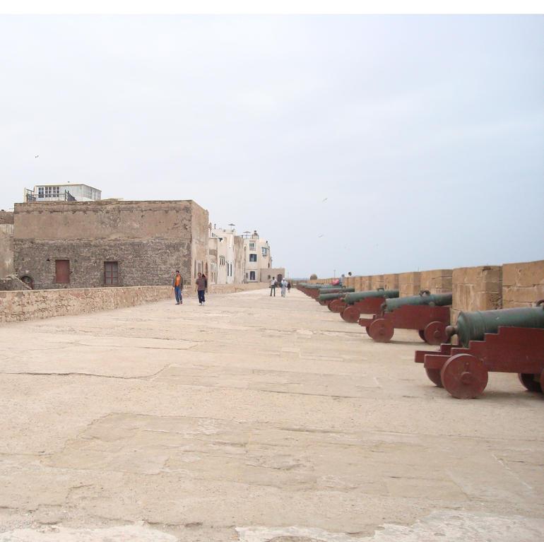 Cannons On Essaouira - Marrakech