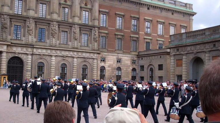 Changing of the Guard, Stockholm - Stockholm