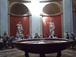 Museo Vaticano , vraiti - June 2015