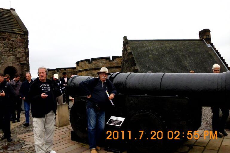 DSCI0140 - Edinburgh