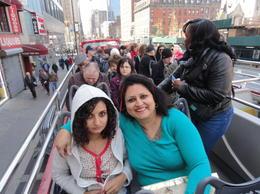 Downtown tour with Bhavana and Mahira Alvares , PRAKASH A - May 2014
