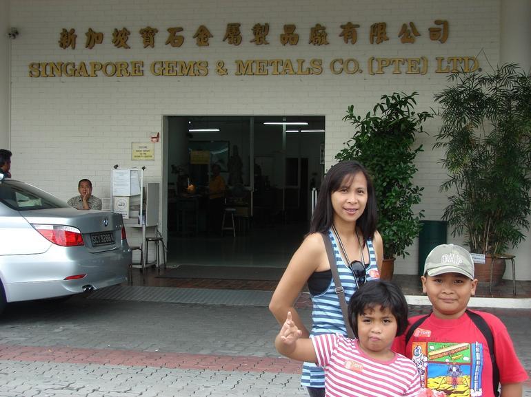 Gem factory - Singapore