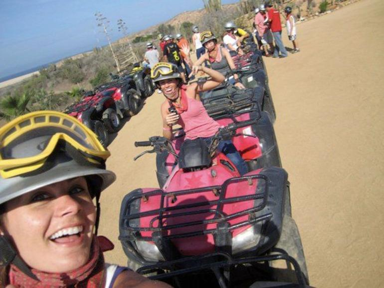 Getting Excited! - Los Cabos