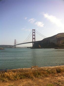 last stop: Marin side of the golden gate bridge , Sandra B - May 2012