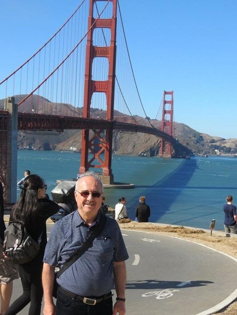 Golden gate bridge - San Francisco - Los Angeles