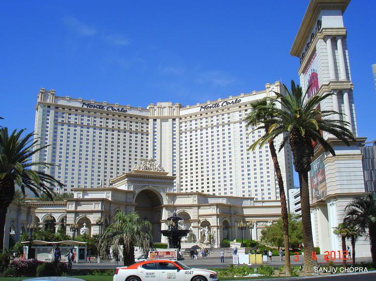 Hotel Monte Carlo-Las Vegas - Las Vegas