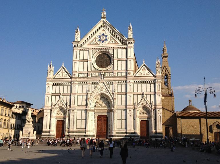 Basilica di Santa Croce - Florence