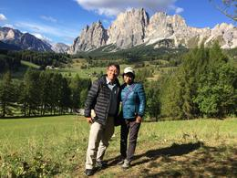 We enjoyed the Small Group tour led by our Tour Guide Michael from Venice to the Dolomites. Well arranged and very enjoyable. With gorgeous weather, we had a great time. Strongly recommend Viator..., David N - October 2016