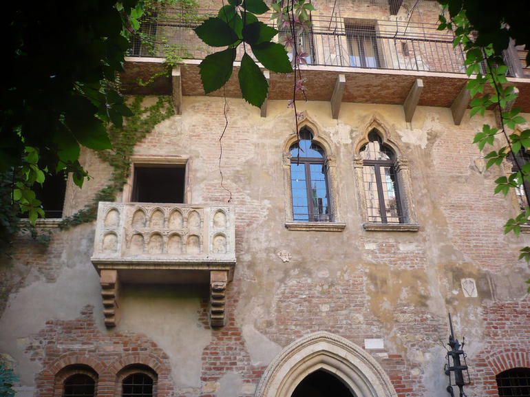 Juliet's House - Milan