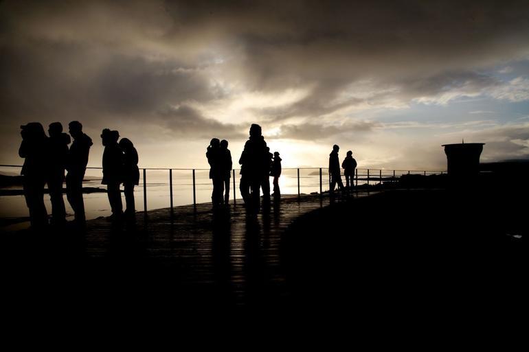 Lake thingvallavatn - Reykjavik