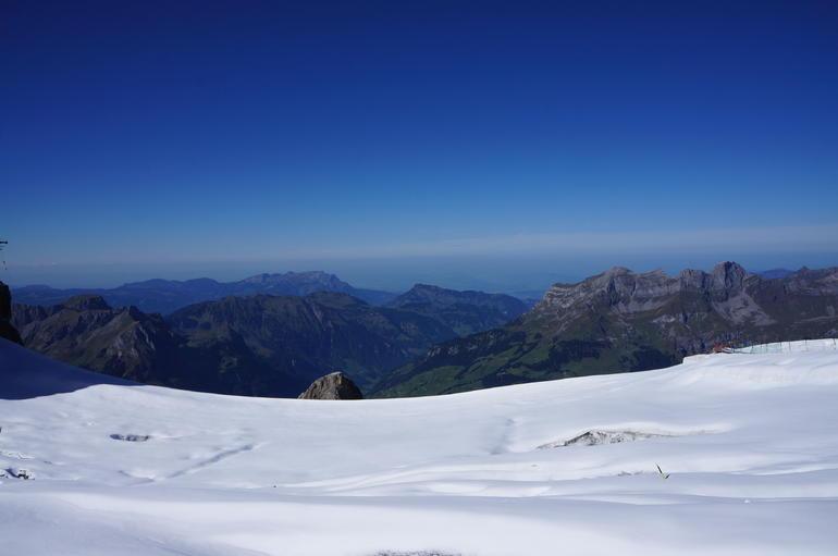Mt Titlis - Zurich