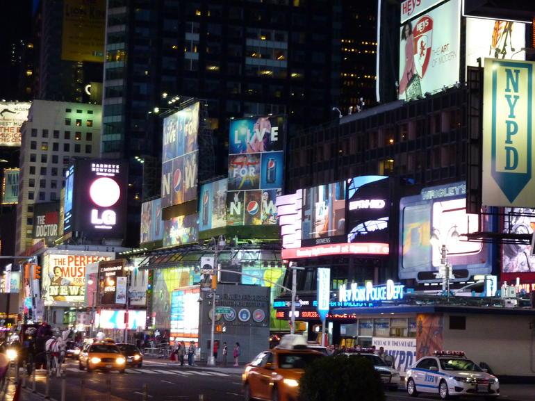 New York night tour - New York City
