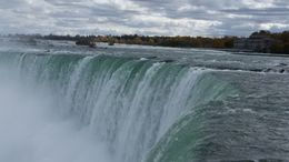 Niagara Fall in Kanada , Michaela G - November 2015