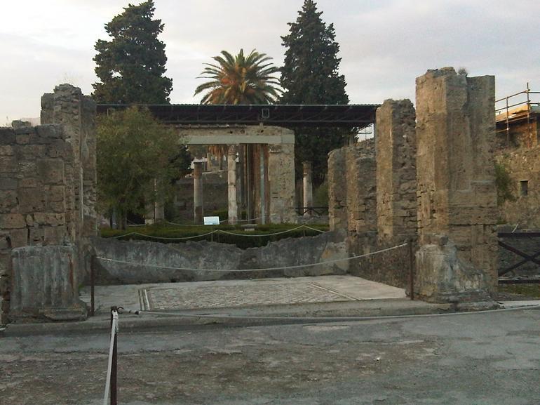 P - Rome