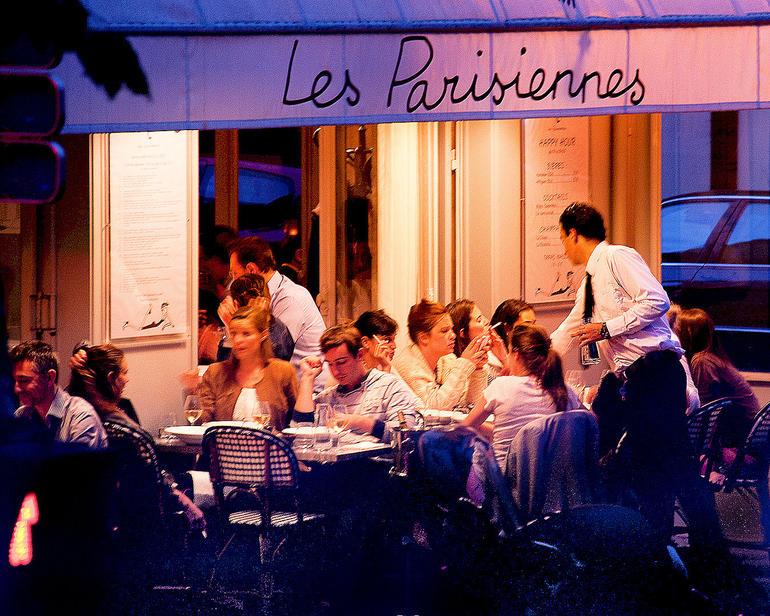Parisienne Cafe Culture - Paris