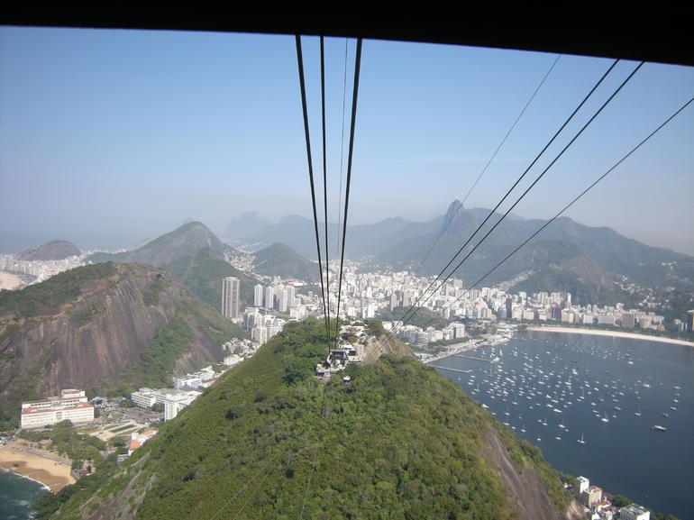 Plenty to keep the eyes busy ! - Rio de Janeiro