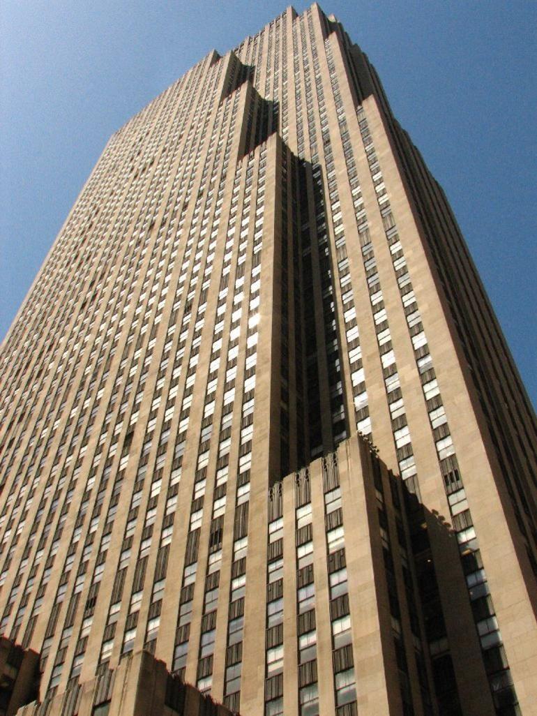 Rockefeller Building - New York City